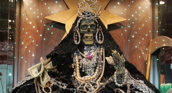 Санта Муэрте или мексиканский сатанизм
