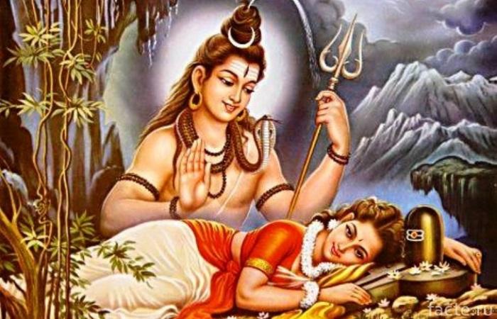 Древний обряд сати в Индии